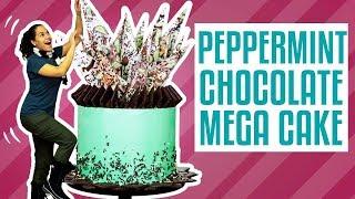 Video How To Make A PEPPERMINT CHOCOLATE MEGA CAKE   Yolanda Gampp   How To Cake It MP3, 3GP, MP4, WEBM, AVI, FLV Maret 2019
