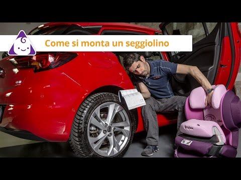 Come montare il seggiolino per bambini in auto | Speciale Bimbi in Auto #2