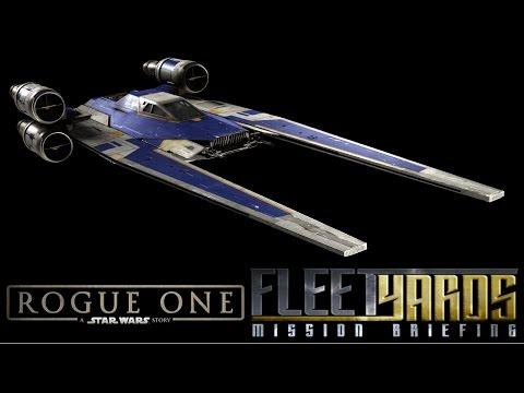U-Wing (Star Wars) - Fleetyards Mission Briefing