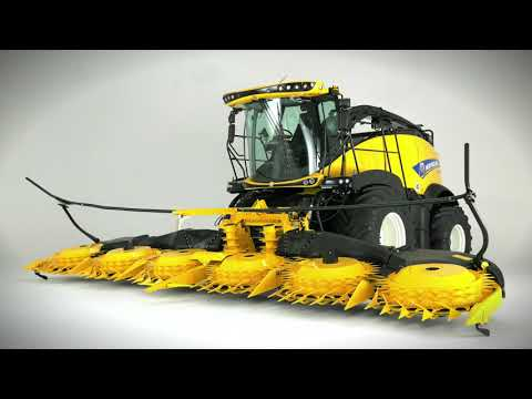 New Holland FR920 Forage Cruiser – Massive Performance