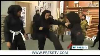 Women's Army In Iran