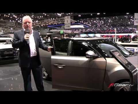 Hyundai  Женевский автосалон 2012 Hyundai Veloster