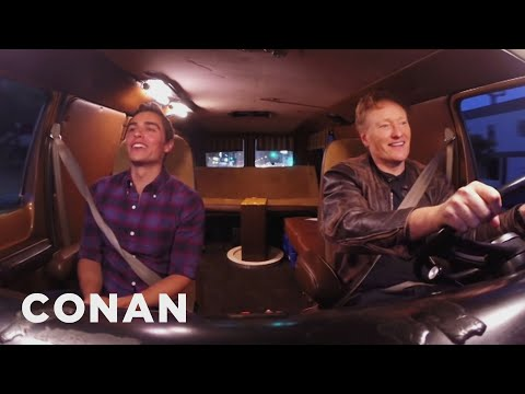 Conan And Dave Franco Join Tinder