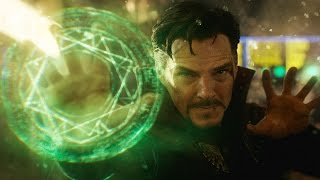 Doctor Strange Set For Avengers: Infinity War by Clevver Movies