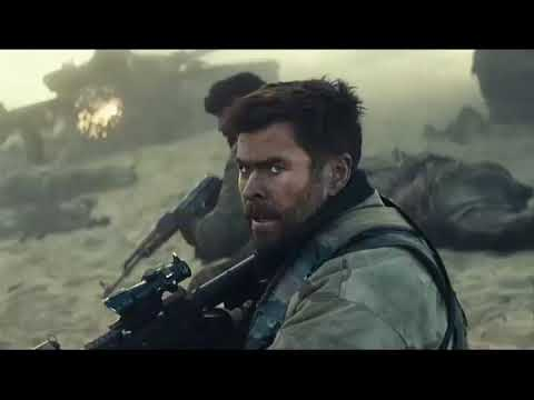 12 Strong 2018 Movie Moment