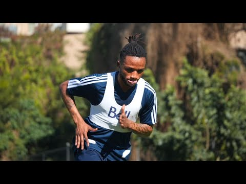 Video: Training spotlight: Lass Bangoura