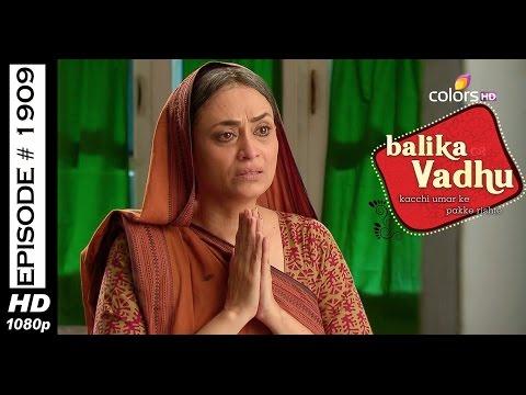 Balika Vadhu - 1st June 2015 - बालिका
