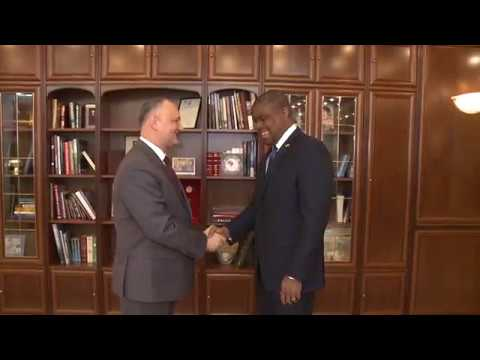 Президент РМ провел встречу с послом США