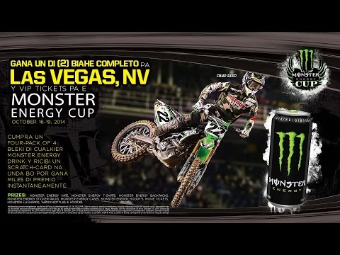Monster Energy | The Vegas Experience