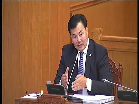 Б.Баттөмөр: Өр бол Монгол улсын хөгжилд том эрсдэл үүсгэж байгаа. Цаашдаа үүсгэнэ