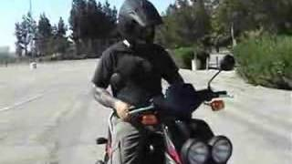 8. 2008 Yamaha Zuma scooter review