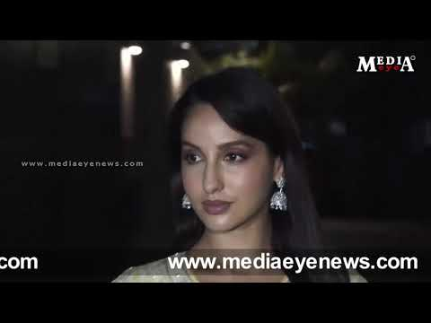 Lockdown diaries Nora Fatehi latest dance video goes viral