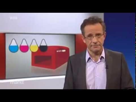 Billige Drucker & teuere Druckerpatronen, die Verkaufsstrategie der Druckerhersteller.