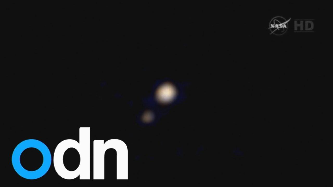 Jak vypadá Pluto v barvě?
