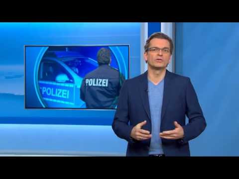 Claus Strunz kommentiert Kriminalstatistik SAT.1 Frühstücksfernsehen