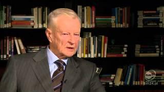 Zbigniew Brzeziński o Kaczyńskim . Wypowiedź z 2012 r. To trzeba odsłuchać