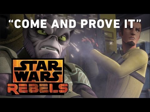 Star Wars Rebels 2.11 (Clip)