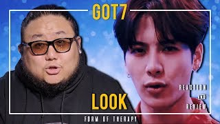 "Video Producer Reacts to GOT7 ""Look"" MP3, 3GP, MP4, WEBM, AVI, FLV Maret 2019"