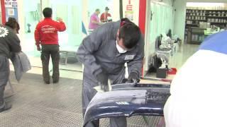 11ª edición del Concurso de Jóvenes Técnicos en Automoción CJTA 2014