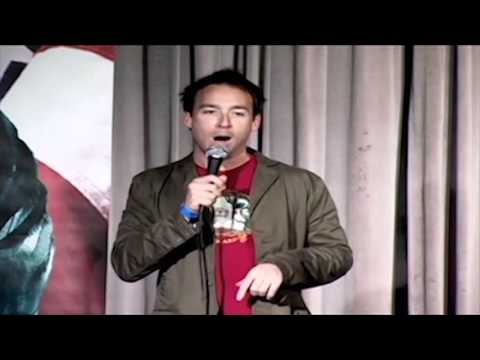 Comedian Eddie Ifft on Printer Ink