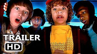 Stranger Things SEASON 2 Official FINAL Trailer  (Comic Con Exclusive)© 2017 - NetflixComedy, Kids, Family and Animated Film, Blockbuster,  Action Movie, Blockbuster, Scifi, Fantasy film and Drama...   We keep you in the know! Subscribe now to catch the best movie trailers 2017 and the latest official movie trailer, film clip, scene, review, interview.