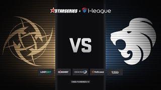 NiP vs North, map 1 nuke, StarSeries i-League Season 5 Finals