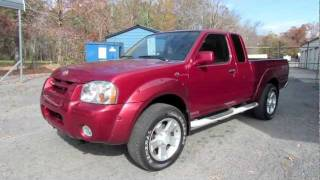 10. 2001 Nissan Frontier SC/V6 Supercharged 5spd Start Up, Exhaust, and In Depth Tour