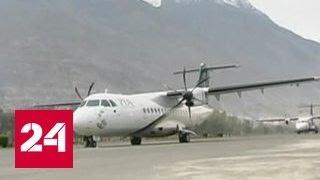 Пакистанский лайнер подал сигнал SOS спустя полтора часа полета