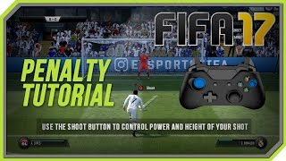 Basic Fifa 17 penalty tutorial, learn easy to perform chip (panenka) and finesse shot and to taunt opponent with goalkeeper. Tutorial is for PC, Xbox 360 and Xbox One.►Like me on facabook:https://www.facebook.com/maremastutorialsFollow me on twitter:https://twitter.com/maremas_►Tutorial Contain:Chip (panenka) ShotFinesse Shot Goalkeeper Toungs► My tutorials:Fifa 17 Free Kick Tutorial [PC, Xbox One, Xbox 360]https://youtu.be/7aqb5HZpHgMFifa 17 Free Kick Tutorial [PS3,PS4]https://youtu.be/k0SqCnHt0jwFifa 17 All Skills Tutorial [PS3, PS4]https://youtu.be/kxZnwc2ewg4Fifa 17 All Skills Tutorial [Xbox 360, Xbox One]https://youtu.be/7jjQO0oxTy8PES 2017 Advanced Shooting Tutorialhttps://youtu.be/xW6xWr1iMNcPES 2017 Free Kick Tutorial [PS3, PS4]https://youtu.be/TQ4DUbCa9Z8PES 2017 Free Kick Tutorial [Xbox 360, Xbox One]https://youtu.be/8Fhug7zgtE4PES 2017 Rabona Tutorial [PS4]https://youtu.be/2NUFn0rFmjgPES 2017 Rabona Tutorial [Xbox One]https://youtu.be/u-jqkrBXZaIPES 2017 Tricks and Skills Tutorial [Xbox One, Xbox 360, PC]https://youtu.be/KcbKDDEVKwQPES 2017 Tricks and Skills Tutorial [PS4, PS3]https://youtu.be/Ze5Ayt9h-uQPES 2016 Tricks and Skills Tutorial [Xbox One, Xbox 360, PC]https://youtu.be/37b5H8iDghQPES 2016 Tricks and Skills Tutorial [PS4, PS3]https://youtu.be/EJb_fYiI7q4Fifa 16 Unlisted Skills Tutorial [Xbox 360, Xbox One, PC]https://youtu.be/4WexV9eBf1YFifa 16 Unlisted Skills Tutorial [PS3, PS4]https://youtu.be/5AxnUQnwGM4Fifa 16 Listed Skills Tutorial [Xbox One, Xbox 360, PC]https://youtu.be/EZjcNjsf_6QFifa 16 Listed Skills Tutorial [PS4, PS3] https://youtu.be/lQ4Jf0Fix5QFifa 16 New Skills Tutorial PS4 https://youtu.be/Gm5AVqTBW9MFifa 16 New Skills Tutorial Xbox One https://youtu.be/DqgXE4zy95ghttps://www.youtube.com/watch?v=e5SZT21mXd0PES 2015 Free Kick Tutorialhttps://youtu.be/SQo5aNqSf-APES 2015 Tricks and Skills Tutorial [Xbox One, Xbox 360, PC] https://youtu.be/l5F6zHf9rLkPES 2015 Tricks and Skills Tutorial [PS4, PS3] https://youtu.be/EvqSK1dv9HgFifa 15 Skills Tutorial HD [PS4, PS3] https://youtu.be/_wabL0aijosFifa 15 Skills Tutorial HD [Xbox One, Xbox 360, PC] https://youtu.be/sWvx3Ueb7BE----------------------------------------------------------►Outro SongDisco Sting by Kevin MacLeod is licensed under a Creative Commons Attribution license (https://creativecommons.org/licenses/by/4.0/)Source: http://incompetech.com/music/royalty-free/index.html?isrc=USUAN1100363Artist: http://incompetech.com/Buy cheapest games only at g2a: https://goo.gl/0UJB3l  and Instant Gaming: https://goo.gl/Q4aN79