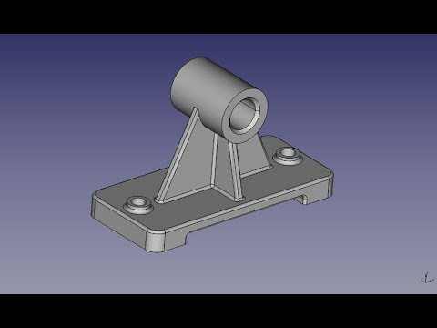 FreeCAD 0.17 Tutorial 3