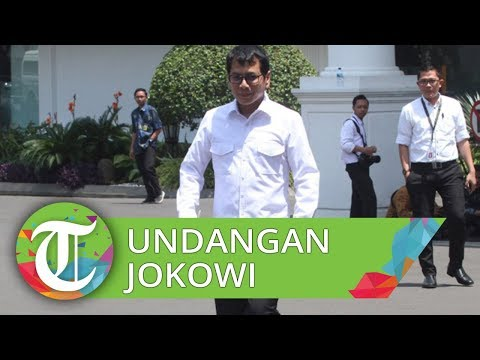 Wishnutama Mendapat Undangan ke Istana Negara Bertemu Presiden Jokowi