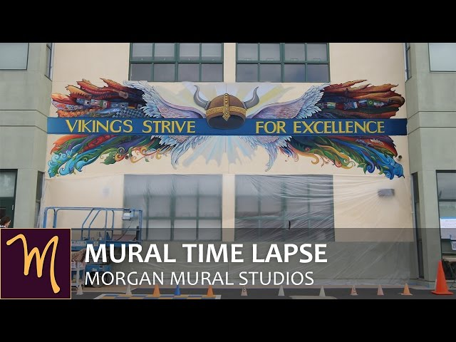 Egan Middle School Mural