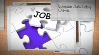 Ethiopian JObs Listing Website| Jobs In Ethiopia|How To Create An Account