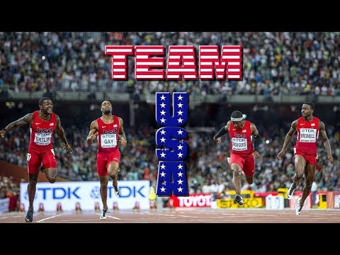 Top 10 Fastest Americans of All-Time *Accurate as of 2017*