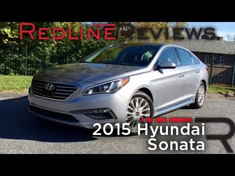 Redline Review: 2015 Hyundai Sonata