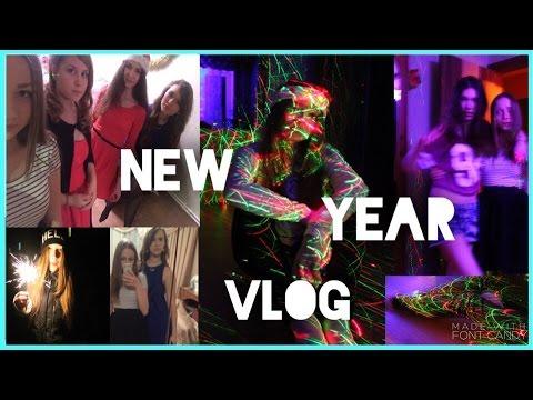 EPIC NEW YEAR VLOG - Новый год 2016! (видео)