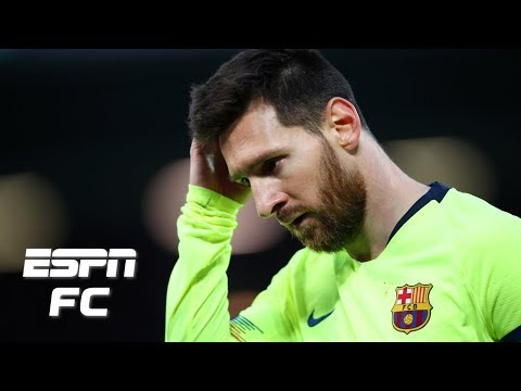 Does Barcelona's Collapse Vs. Liverpool Mean Lionel Messi Isn't The GOAT? | ESPN FC
