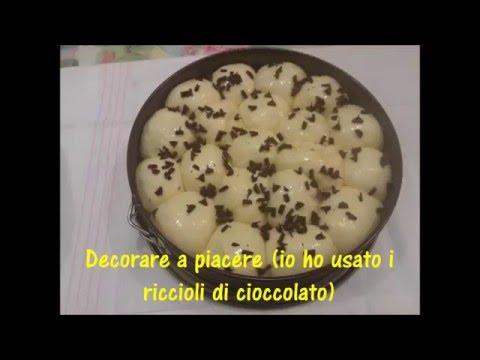 danubio dolce - ricetta