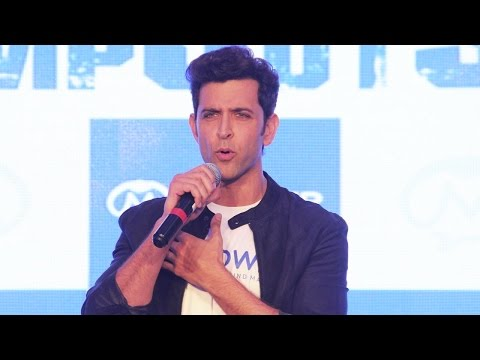 Hrithik Roshan's Speech About Depression Will Hi