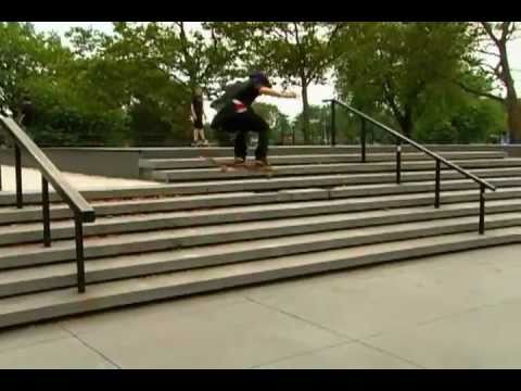 Maloof/Oil City Skatepark Montage