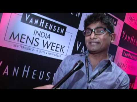 Van Heusen Creative Director Nagesh C on Fashion Week