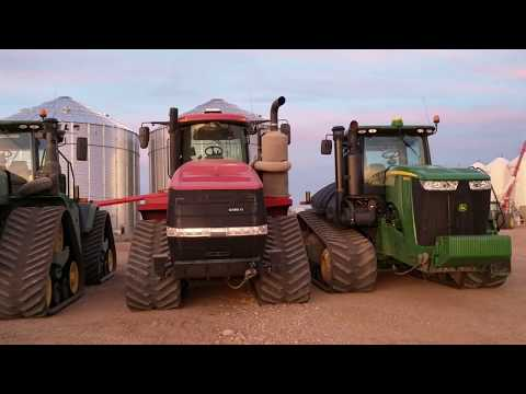 John Deere vs Case vs Fendt
