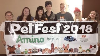 PETFEST 2018 | YOUTUBE MEET AND GREET by Pickles12807
