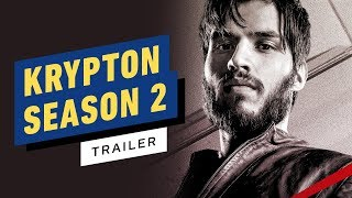 Krypton: Season 2 Official Trailer by IGN