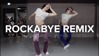 Video Rockabye Remix - Clean Bandit / Lia Kim x Hyojin Choi Choreography MP3, 3GP, MP4, WEBM, AVI, FLV Oktober 2018