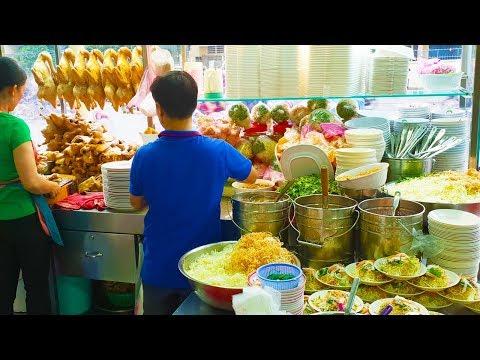 Xe gỏi cháo vịt Thanh Đa (Gốc Nhà Lá) 40 năm nổi tiếng cực ngon ở Sài Gòn - Thời lượng: 16:05.
