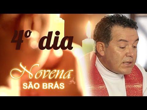 4º Dia da Novena de São Braz - TV Evangelizar - Pelos Idosos
