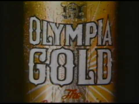 Olympia Gold Light Beer 1980 Commercial