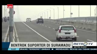 Video Razia Pelat N, Suporter Bentrok dengan Polisi di Suramadu MP3, 3GP, MP4, WEBM, AVI, FLV November 2018