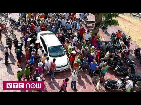 Bác thông tin bắt cóc trẻ em ở Bình Định | VTC1 - Thời lượng: 60 giây.